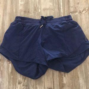 Lululemon hotty hot shorts (long)